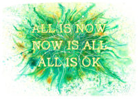 now is all